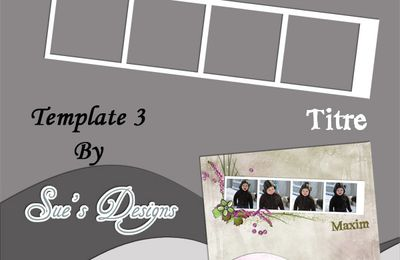 Template 3 by Sue