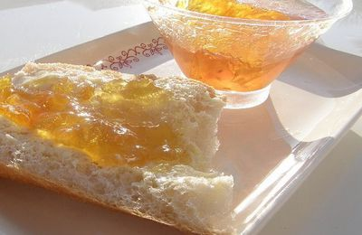 Marmelade à l'orange amère Bigarade