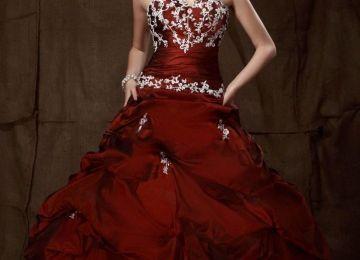 Sept styles populaires pour robes de mariéé