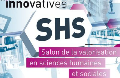 Innovatives : le salon de la valorisation en sciences humaines et sociales