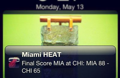 @allantd Allan Tito just checked in @ The Heat Is On (Miami, United States)
