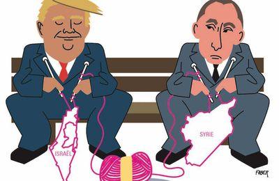 Trump a-t-il sacrifié Israël pour la Syrie ?© - JForum