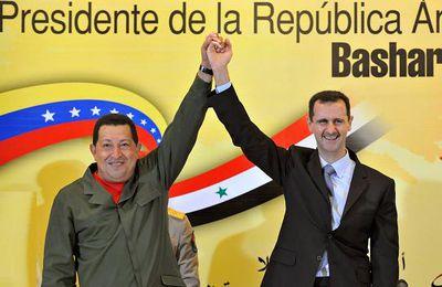 [Mort aux El-Assad et à tous leurs complices !] Chavez est mort, vive la liberté !