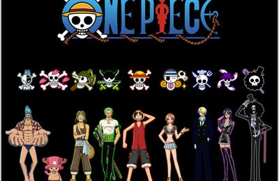 One Piece : les arcs narratifs
