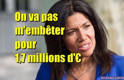 La sénatrice PS de Marseille Samia Ghali accusée de détournement de fond à hauteur d'1,7 millions d'€