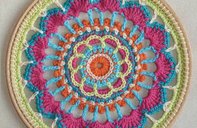 MANDALA ET CARTABLE RENTREE
