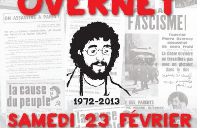 Hommage à Pierre Overney