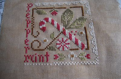 Little House Needleworks - Peppermint Twist