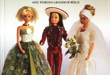 Quelques modèles pour Barbie ...