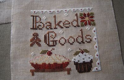 Little House Needleworks - Baked Goods