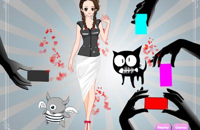 Cheerleader Dress up Games for Girls