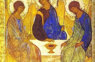 Solennité de la Très Sainte Trinité
