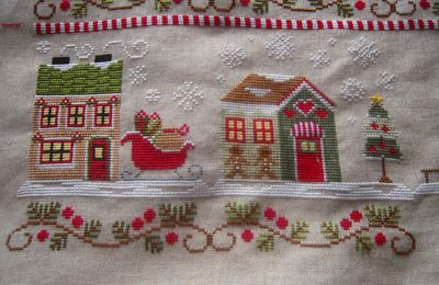 Country Cottage Needleworks - Gingerbread Emporium (10)