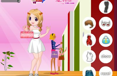 Dress Up Games, The Favorite Of Women And Children