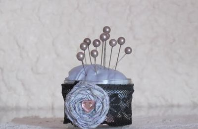 Pin-Cushion Récup