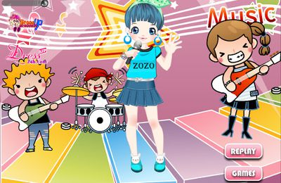 Dress Up Games - A Look New About Fashion For Children