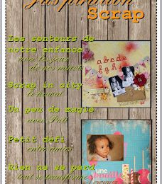 Jas'piration scrap : e-magazine gratuit !
