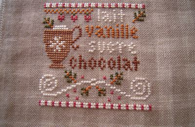 Little House Needleworks - Hot cocoa