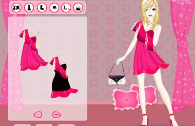 Women with Fashion Games