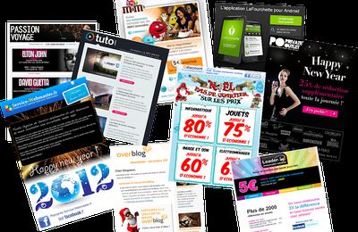 Faire du webmarketing en 2012 : e-mailing marketing