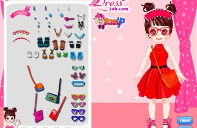 Choose Dress up Games for your Daughter to Study Fashion