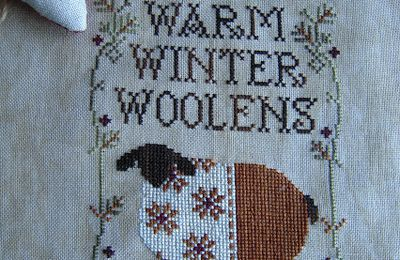 Little House Needleworks - Warm Winter Woolen