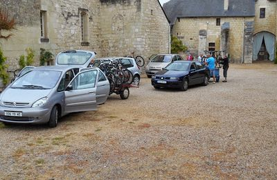 WE VTT Chinon - 28/29 Juin 2014