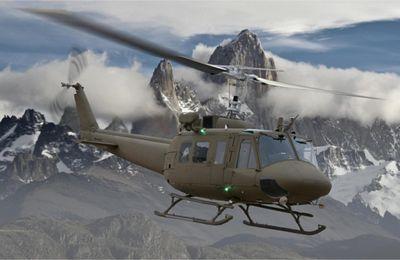USA: Dix hélicoptères Huey pour le Kenya et l'Ouganda