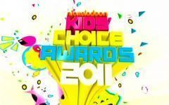 Récompenses des Kids Choice Award 2011!!!