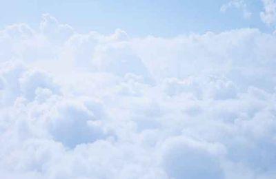 Nubes, nubes, nubes...