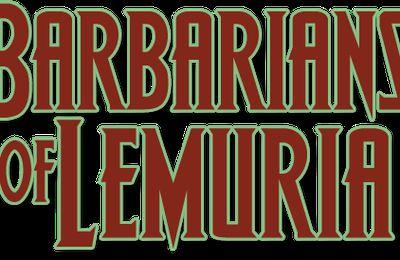 Barbarians of Lemuria Mythic edition, retour en Lémurie