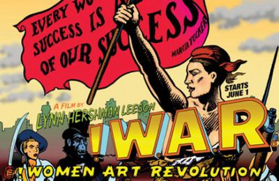 !WOMEN ART REVOLUTION projection le 15 Mars