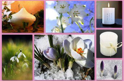Imbolc, 2 février, célébration de le Déesse Mère
