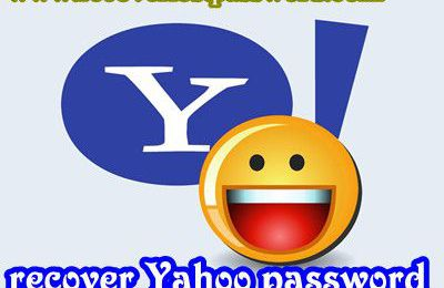 How to Recover Lost Yahoo Password