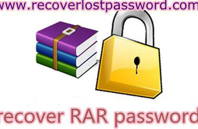 How to Recover RAR Password Rapidly
