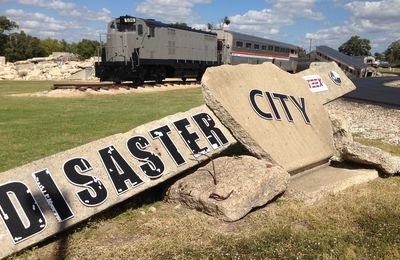 In Disaster City, #Texas training site for 1st...