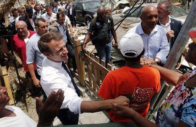Lit du gendarme de Saint-Martin, mis à la disposition du Président:
