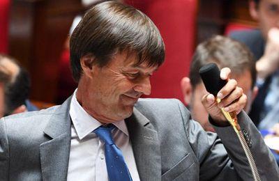 Notre-Dame-des-Landes : Nicolas Hulot émet des doutes sur l'utilité du projet.