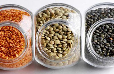 Les lentilles, un trésor caché - En Italie, les lentilles dégustées le jour de l'an assurent l'opulence