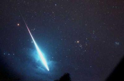 Etoiles filantes, météorites et fin du monde ! !