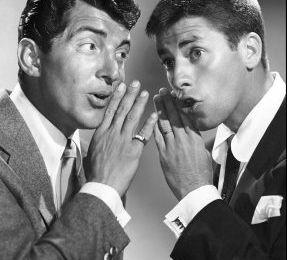 Jerry Lewis et Dean Martin