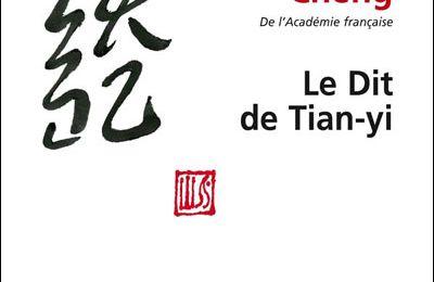 Le Dit de Tian-Yi 6 François Cheng