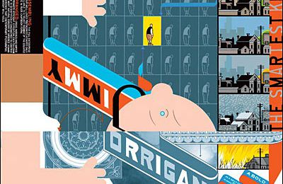 Fiche n° 236 : Jimmy Corrigan de Chris Ware