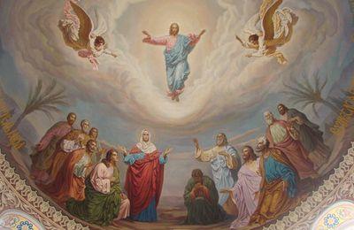 Prière universelle de l'Ascension, 5 mai 2016, année C