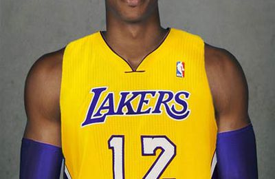 NBA : Dwight Howard arrive aux Lakers !