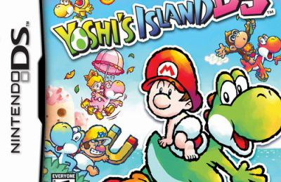 solution de yoshi's island ds