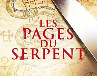 Les pages du serpent de Jessica Cornwell