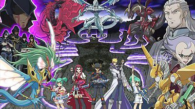 Yu-Gi-Oh ! 5'Ds