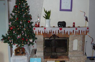 Les décos de Noël