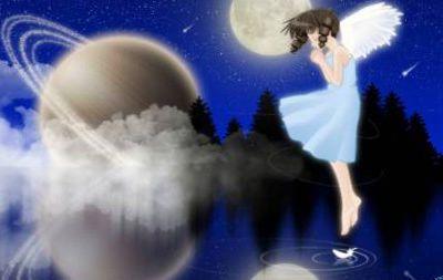 ange dans la nuit